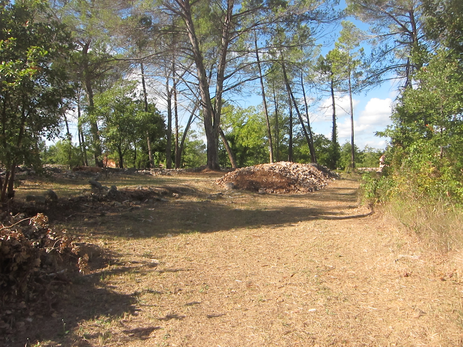 Fayence, terrain 4200 m²